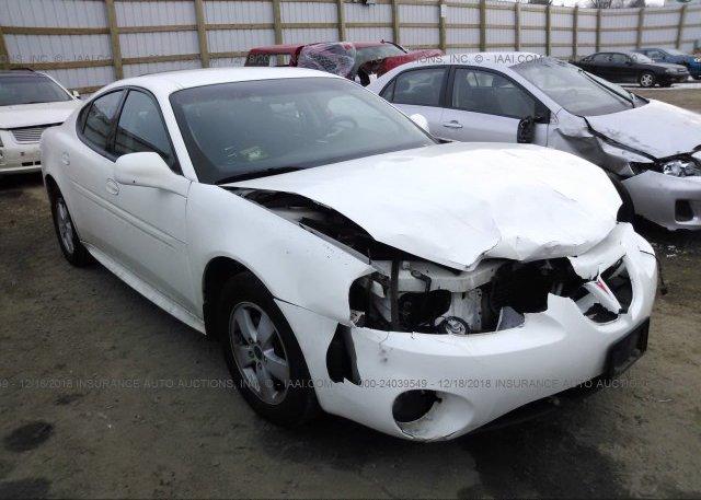Inventory #353888485 2006 Pontiac GRAND PRIX