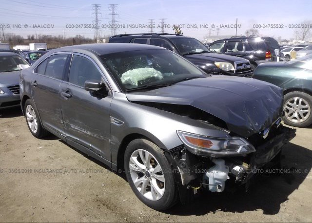 Inventory #826733207 2011 FORD TAURUS