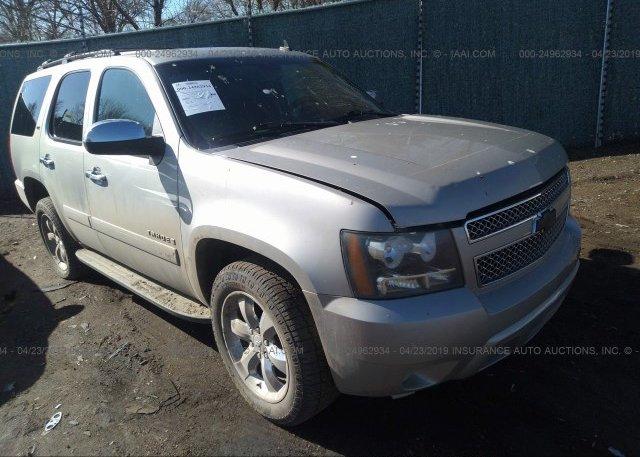 Inventory #583686848 2009 Chevrolet TAHOE