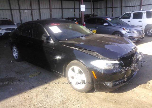 Inventory #363000491 2012 BMW 528