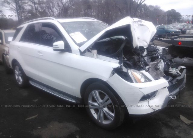 Inventory #176495966 2015 Mercedes-benz ML