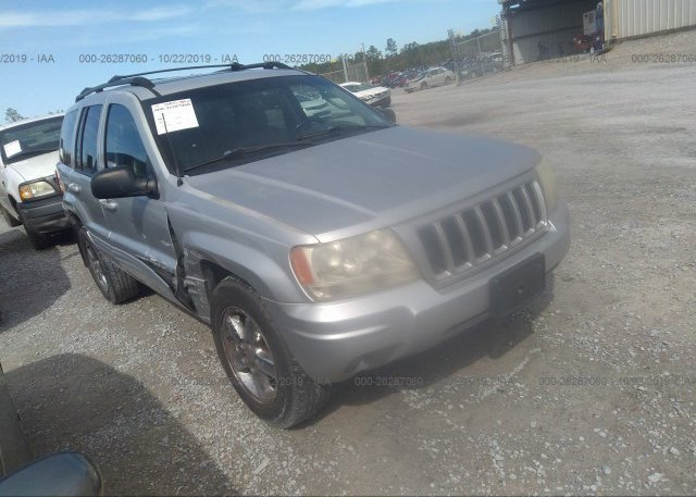 Inventory #168608534 2004 JEEP GRAND CHEROKEE