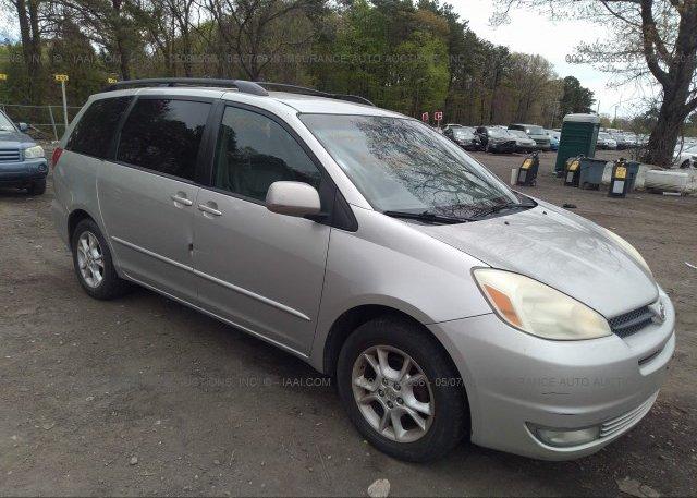 Inventory #254978623 2004 Toyota SIENNA