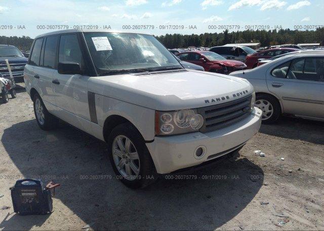 Inventory #997583488 2006 Land Rover RANGE ROVER