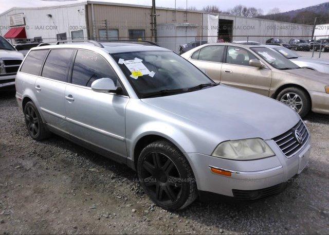 Inventory #444537022 2005 Volkswagen PASSAT