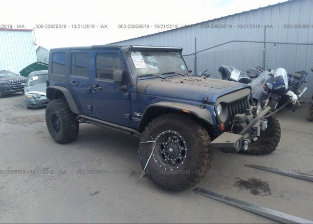 Inventory #266717654 2009 JEEP WRANGLER UNLIMITE