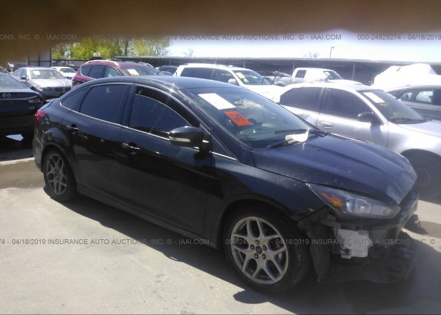Inventory #619252861 2015 FORD FOCUS