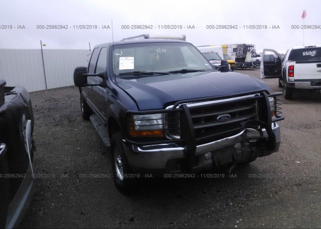 Inventory #886421649 2001 FORD F350