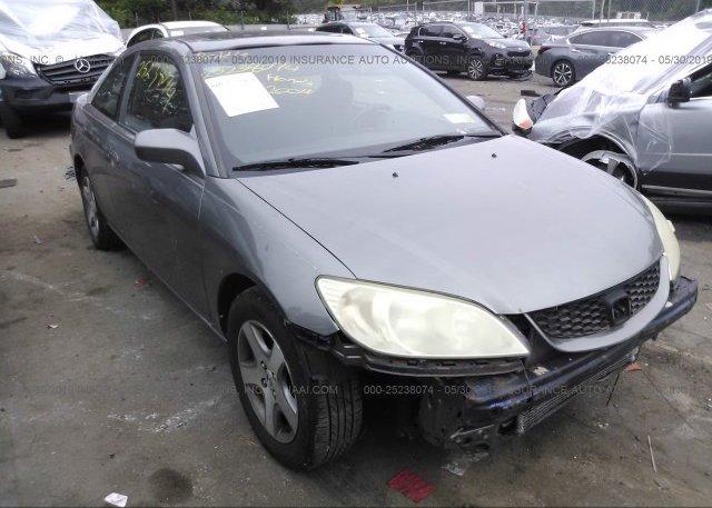 Inventory #734453965 2004 Honda CIVIC
