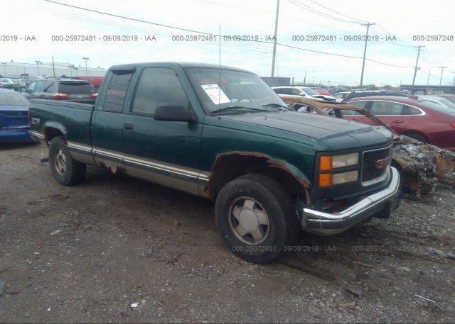 Inventory #873097351 1998 GMC SIERRA