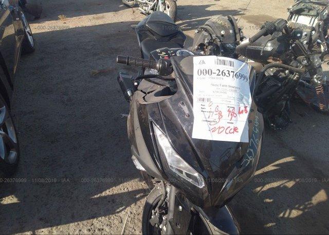 Inventory #918843791 2014 Kawasaki EX300