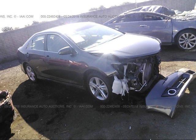 Inventory #281806542 2014 Toyota CAMRY