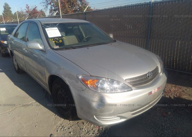 Inventory #933836477 2003 Toyota CAMRY