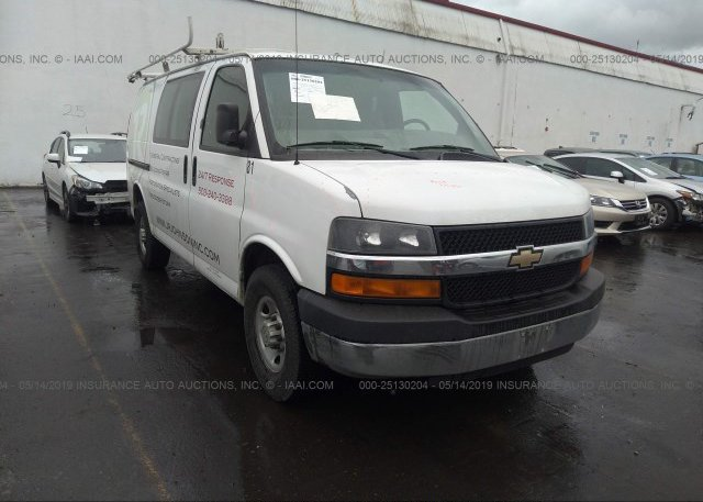 Inventory #104106713 2007 Chevrolet EXPRESS G2500
