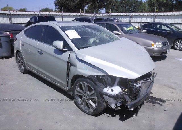 Inventory #847154389 2017 Hyundai ELANTRA