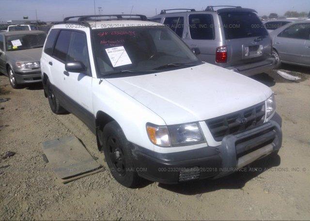 Inventory #439243567 1999 Subaru FORESTER