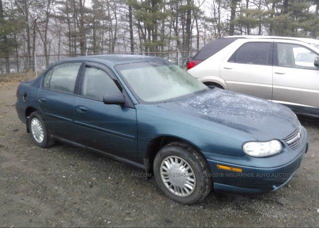 1g1zh57b59f222928 Sal Titlevtr 441 Light Blue Chevrolet Malibu At