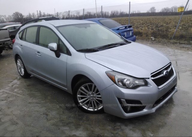 Inventory #260032703 2016 Subaru IMPREZA