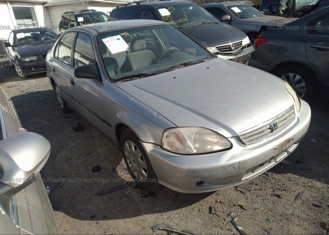 Inventory #760743725 1999 Honda CIVIC