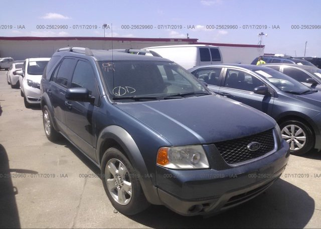 Inventory #815175178 2005 FORD FREESTYLE
