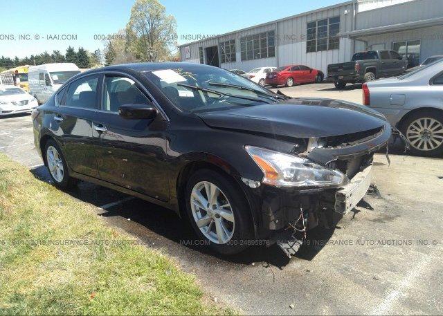 Inventory #175334920 2015 Nissan ALTIMA