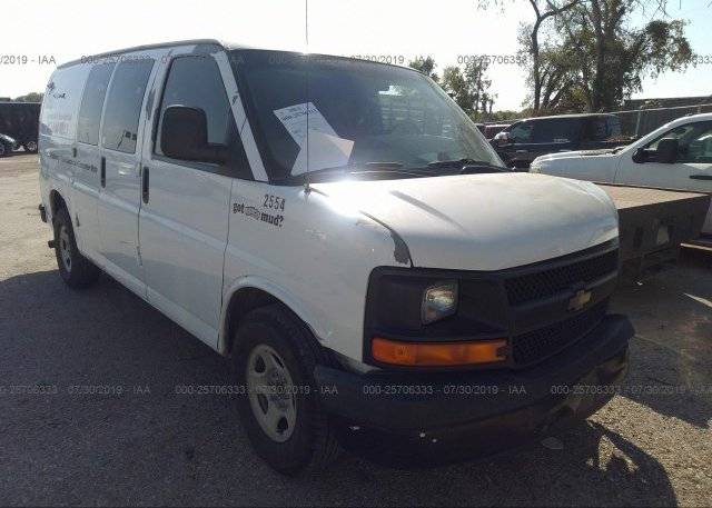 Inventory #393843144 2006 Chevrolet EXPRESS G1500