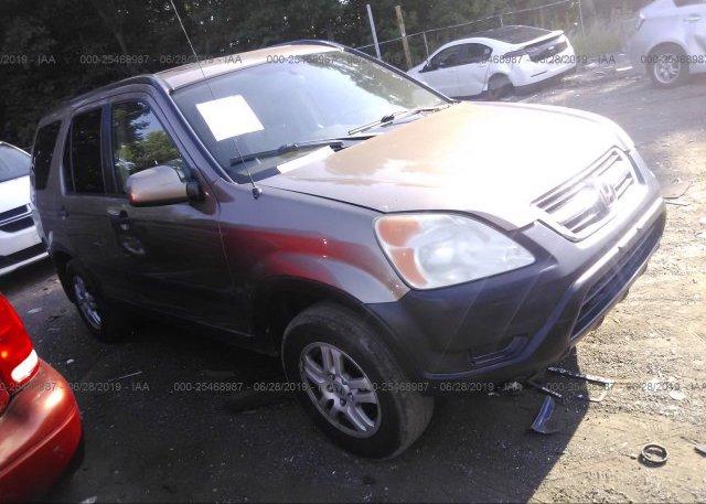 Inventory #665549725 2003 Honda CR-V