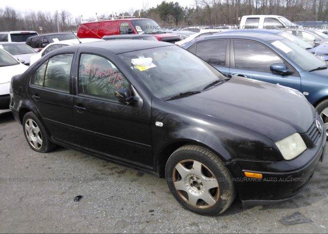 Inventory #131056576 2002 Volkswagen JETTA