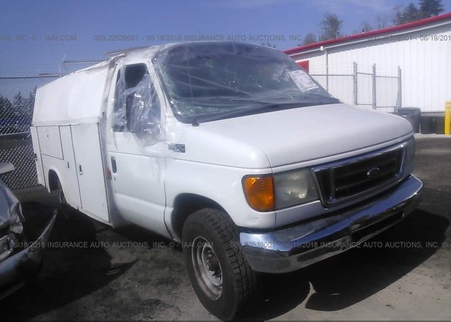 Inventory #461648628 2004 FORD ECONOLINE