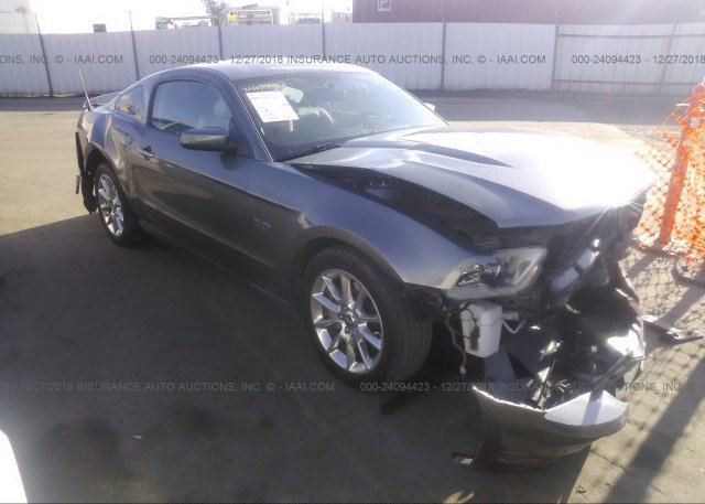 Inventory #746586885 2011 FORD MUSTANG