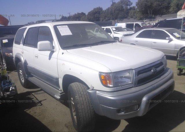Inventory #528904455 1999 Toyota 4RUNNER