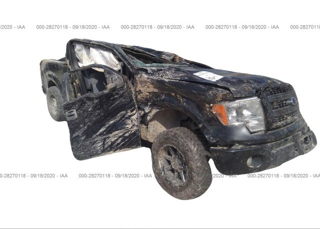 1FTFX1EF3DFC32913 2013 FORD F-150