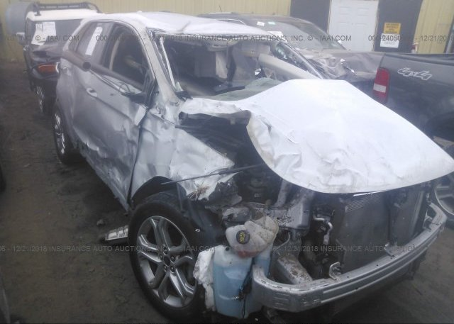 Inventory #651090990 2017 FORD EDGE
