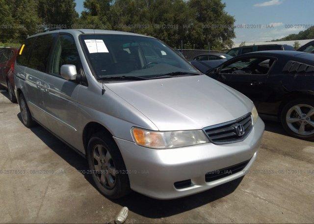 Inventory #951674143 2004 Honda ODYSSEY