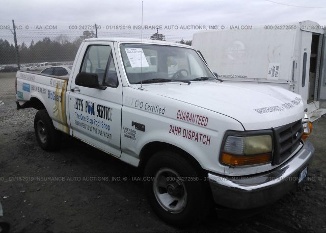 Inventory #829658935 1996 FORD F150