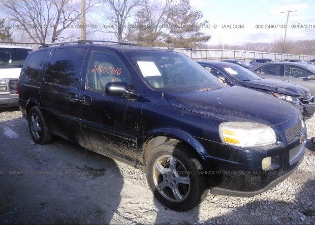 Inventory #908576701 2006 Chevrolet UPLANDER