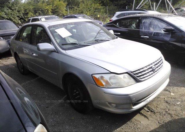 Inventory #446876665 2003 Toyota AVALON