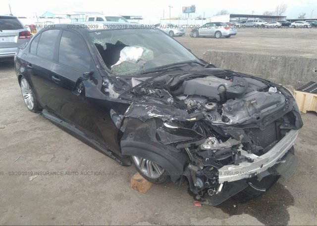 Inventory #586641411 2008 BMW 550