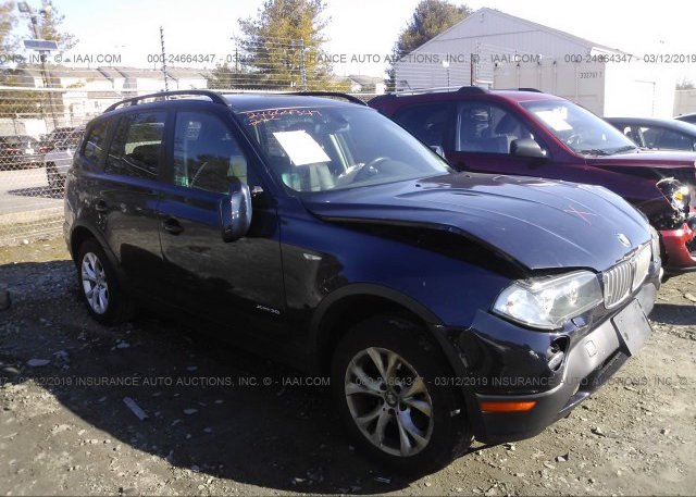 Inventory #985236439 2010 BMW X3