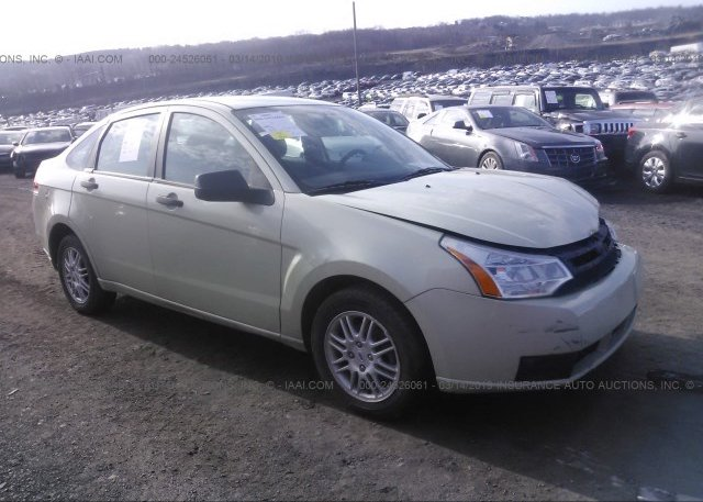Inventory #240536702 2011 FORD FOCUS