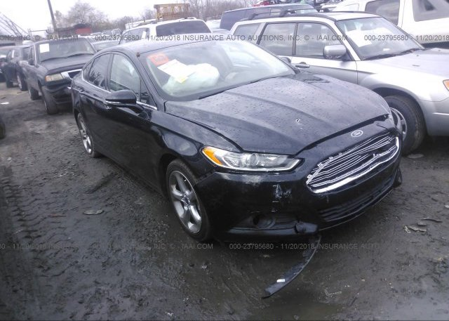 Inventory #788947819 2014 FORD FUSION
