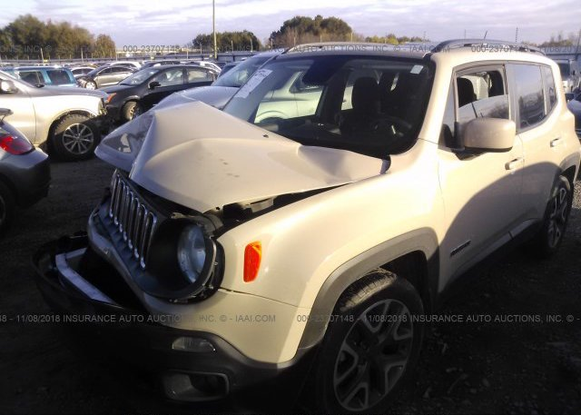 Inventory #368044305 2015 JEEP RENEGADE