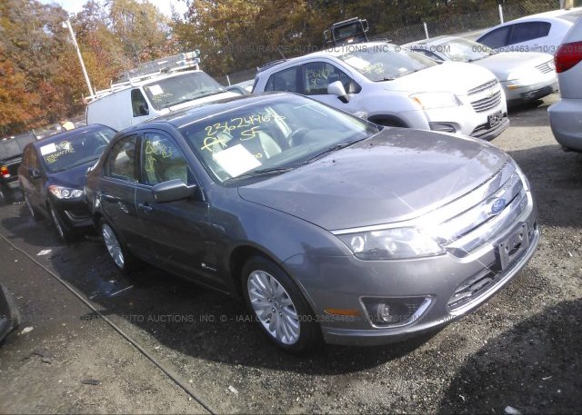 Inventory #324984137 2010 FORD FUSION