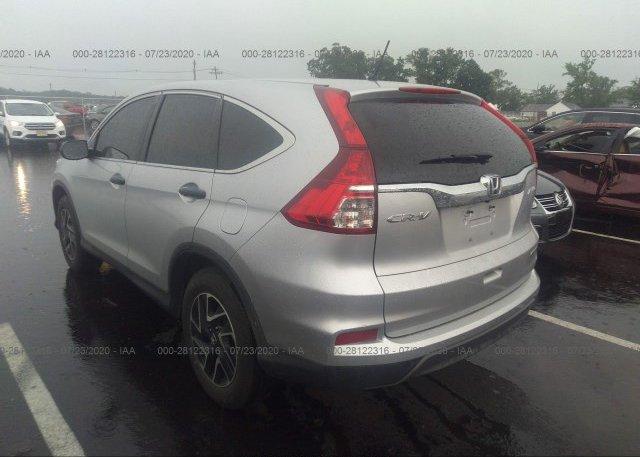 купить 2016 Honda CR-V 2HKRM4H48GH708388
