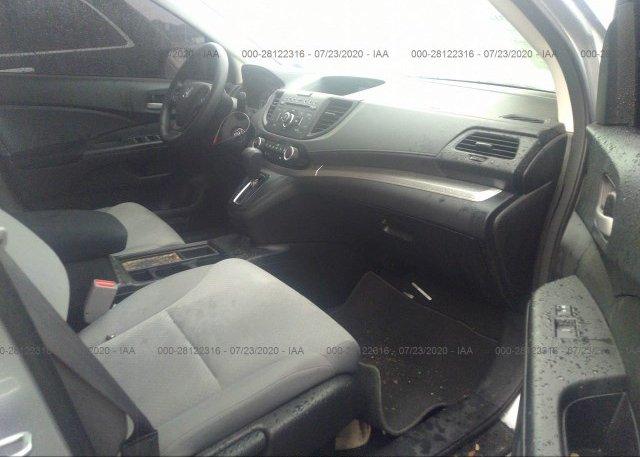 пригнать из сша 2016 Honda CR-V 2HKRM4H48GH708388