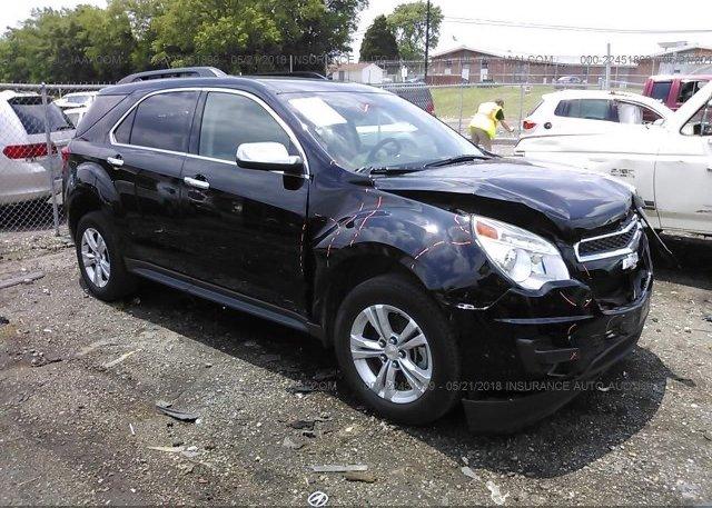 Inventory #300718144 2015 Chevrolet EQUINOX