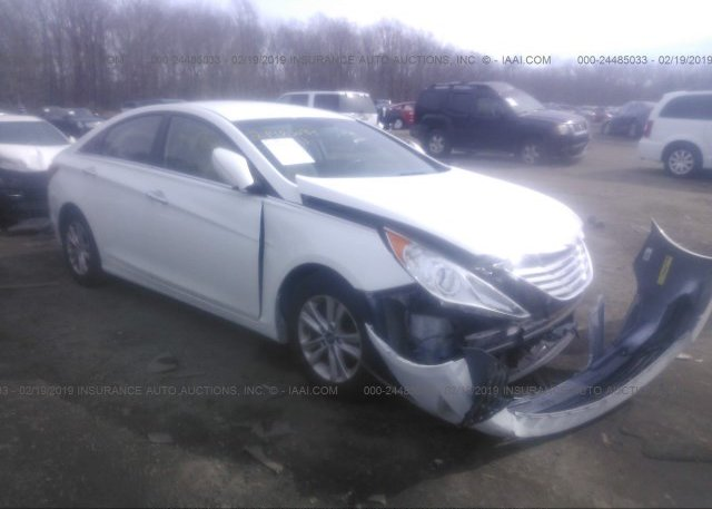 Inventory #175585100 2012 Hyundai SONATA
