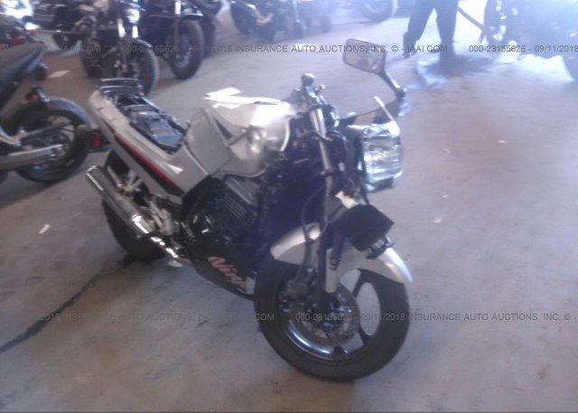 Inventory #868030811 2005 Kawasaki EX250