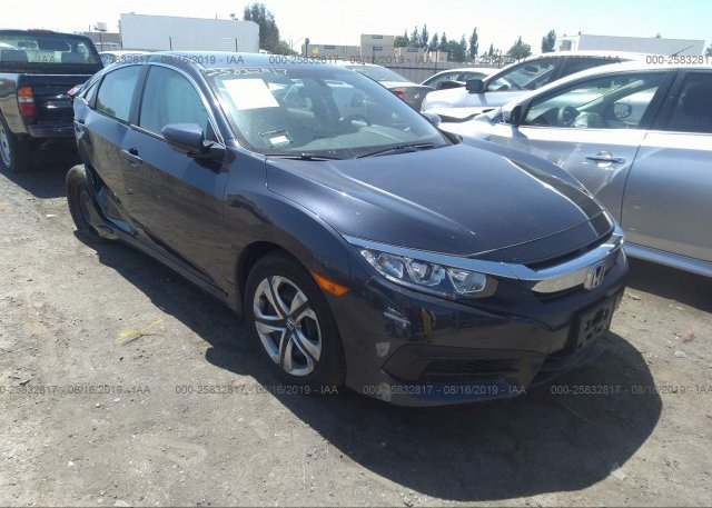 Inventory #606302999 2018 Honda CIVIC