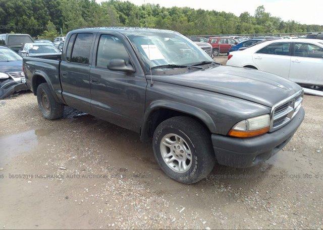 Inventory #788519704 2004 Dodge DAKOTA